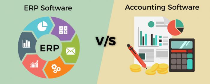 ERP VS Buchhaltung