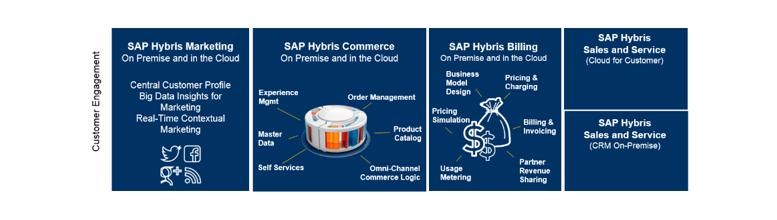 SAP Hybris suit