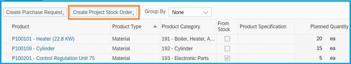 SAP-Bydesign-Project-Management-materials